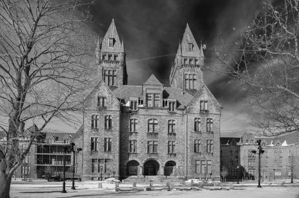 Photograph - Richardson Complex 3d21998 by Guy Whiteley