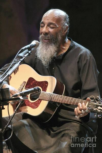 Wall Art - Photograph - Richie Havens by Concert Photos