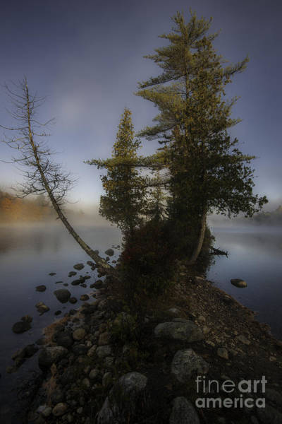 Photograph - Rickers Pond - Groton State Forest Vermont by T-S Fine Art Landscape Photography