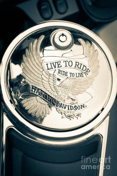 Mke Photograph - Ride To Live by Andrew Slater