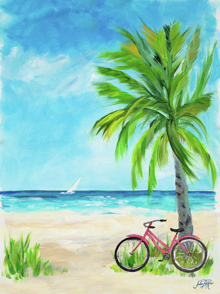 Ride Digital Art - Ride To Paradise by Julie Derice