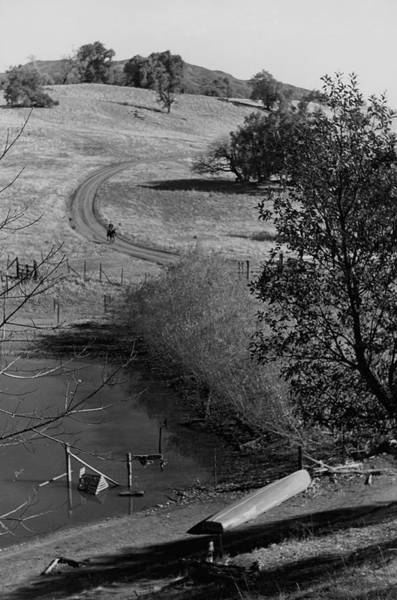 California Photograph - Ridge Ranch by Constantin Joffe