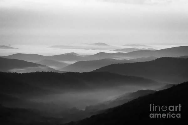 Photograph - Ridges by Deborah Scannell