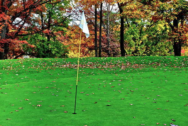 Hogan Photograph - Ridgewood Golf And Country Club by Frozen in Time Fine Art Photography