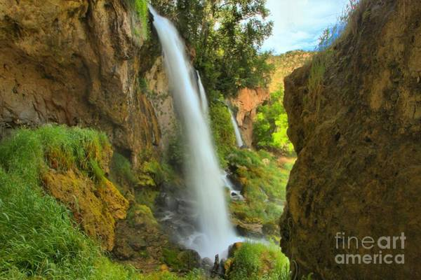 Photograph - Rifle Falls In The Valley by Adam Jewell