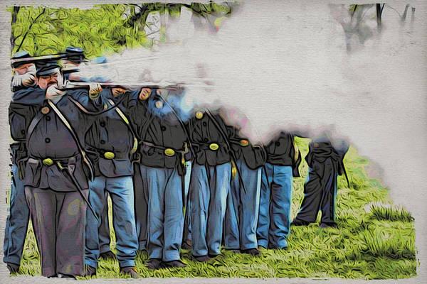 Photograph - Rifle Smoke by Alice Gipson