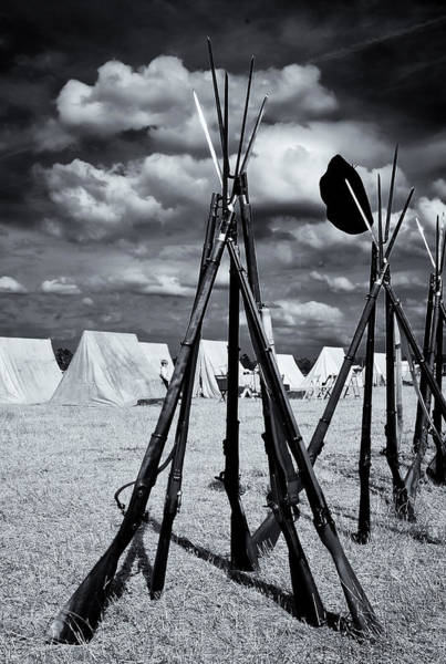 Photograph - Rifle Teepee by Ghostwinds Photography