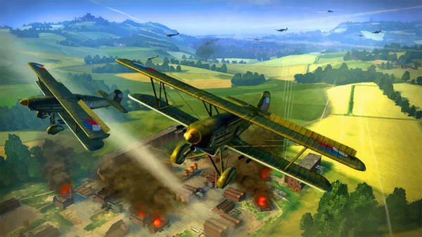 Junkers Digital Art - Right On Target by Don Kuing