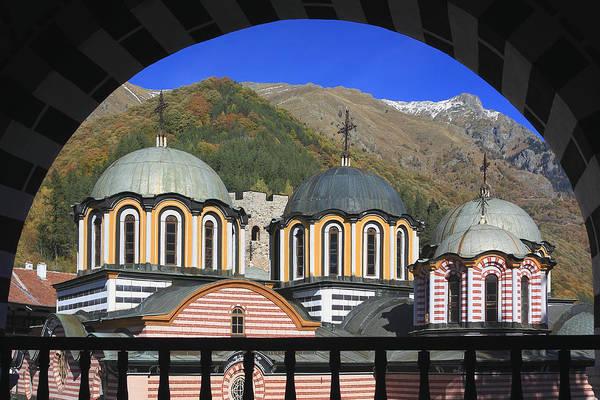Balkan Peninsula Photograph - Rila Monastery Bulgaria  by Ivan Pendjakov