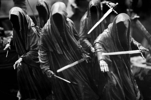 Photograph - Ring-wraiths by Nathan Rupert