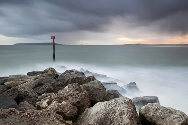 Wall Art - Photograph - Ringstead Bay by Chris Frost