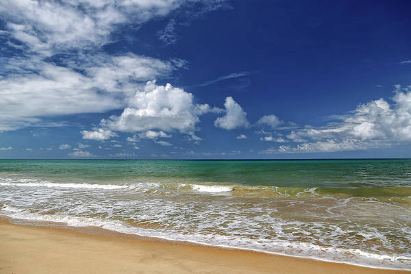 Bahia Photograph - Rio Da Barra Beach In Trancoso by Marcelo Nacinovic
