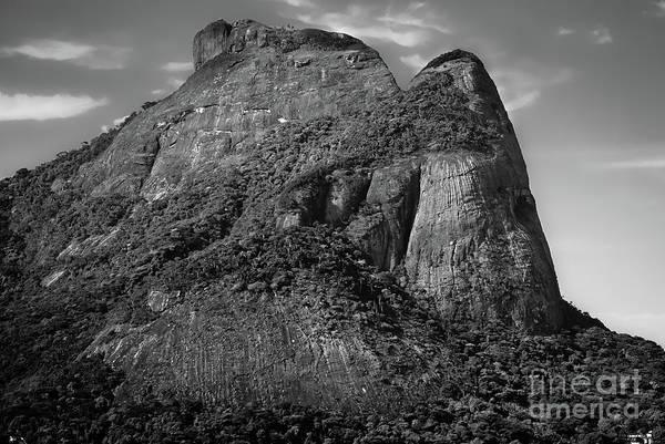 Photograph - Rio De Janeiro Classic View - Sugar Loaf by Carlos Alkmin