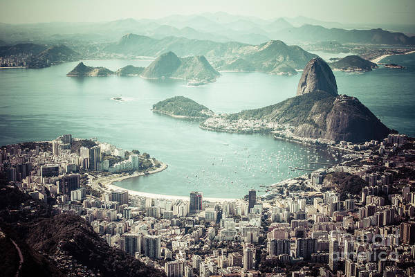 Travel Photograph - Rio De Janeiro by Mariusz Prusaczyk