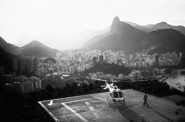 Layer Wall Art - Photograph - Rio by Marco Virgone