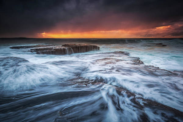 Wall Art - Photograph - Riptide by Tim Fan