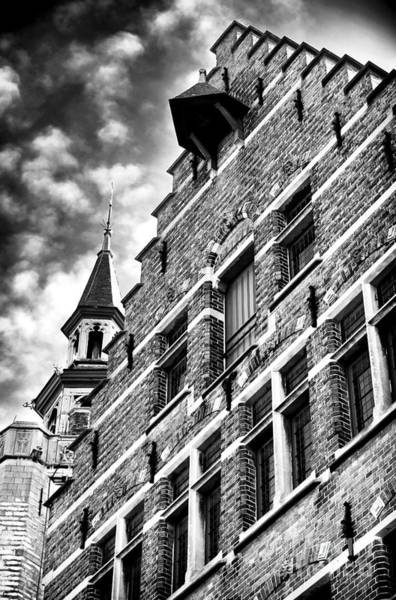 Wall Art - Photograph - Rising Up In Bruges by John Rizzuto