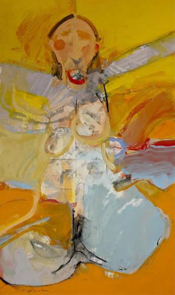Painting - Risk -k- by Cliff Spohn