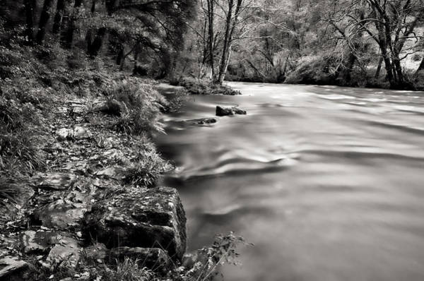 Photograph - River Barle Exmoor by Pete Hemington