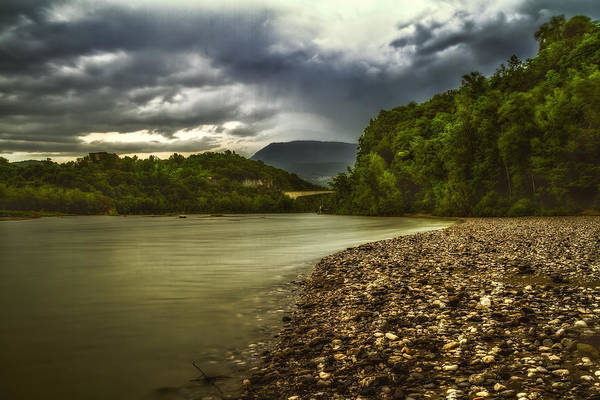 Photograph - River Below The Clouds by Roberto Pagani