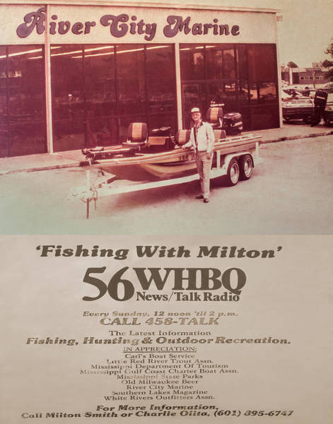 Photograph - River City Marine Poster by Jeanne May