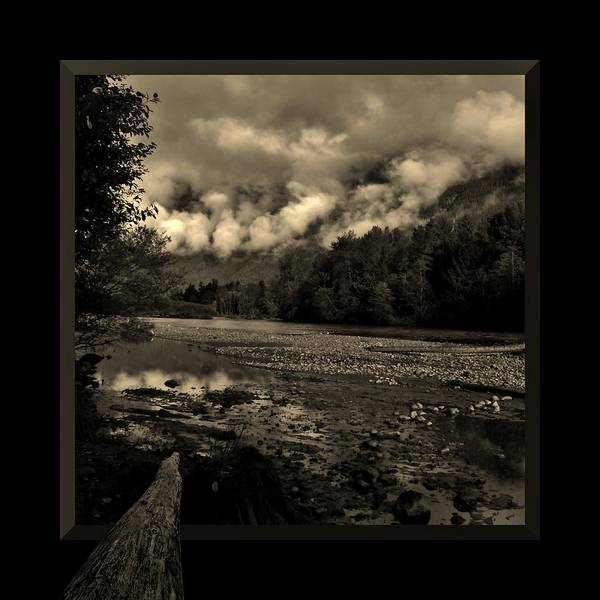 Photograph - River Crossing by Barbara St Jean