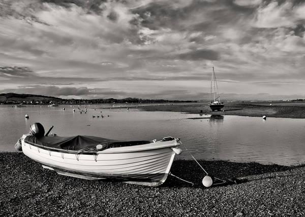 Photograph - River Exe Estuary by Pete Hemington