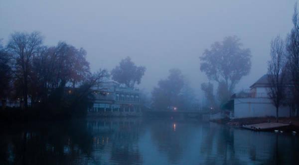 Niebla Wall Art - Photograph - River In Fog by Aurelio Bello