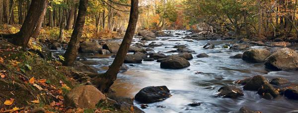 Photograph - River Majesty Panorama by Leda Robertson