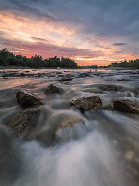 Riverscape Wall Art - Photograph - River Of Dreams by Davorin Mance