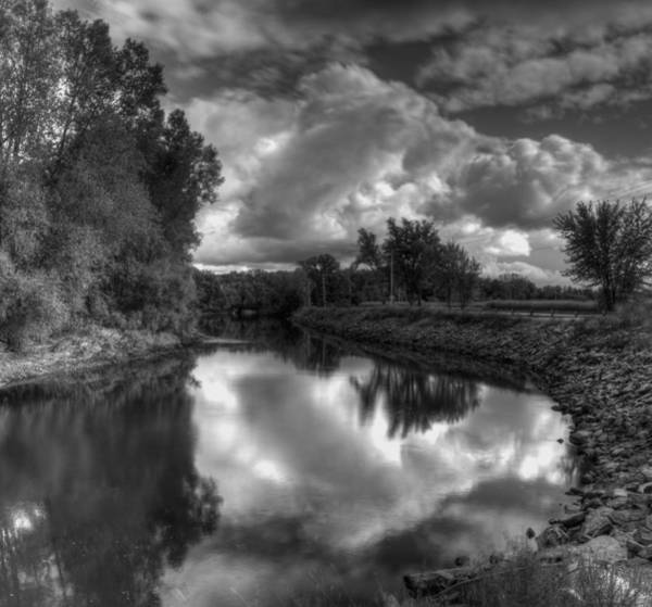 Sturgeon River Photograph - River Of Dreams by Thomas Young