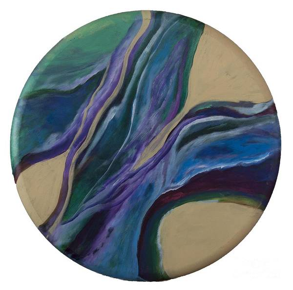 Painting - River Of Love by Bebe Brookman