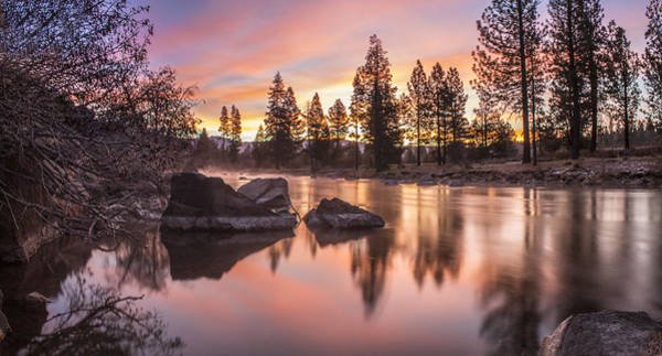Truckee River Photograph - River Of Zen by Jeremy Jensen