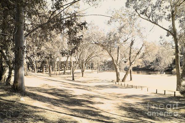 Photograph - River Park by Elaine Teague
