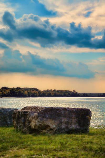 Photograph - River Rock by Jai Johnson