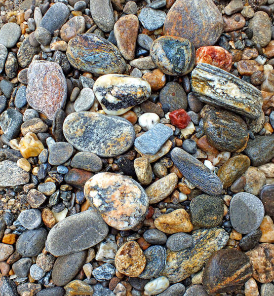 Photograph - River Rocks 20 by Duane McCullough