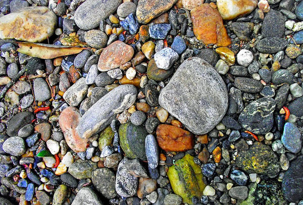 Photograph - River Rocks 21 by Duane McCullough