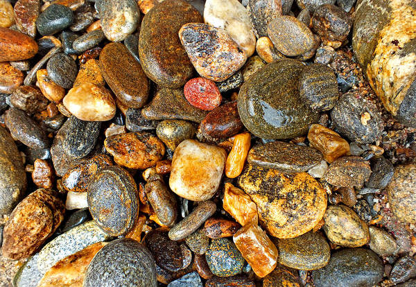 Photograph - River Rocks 7 by Duane McCullough