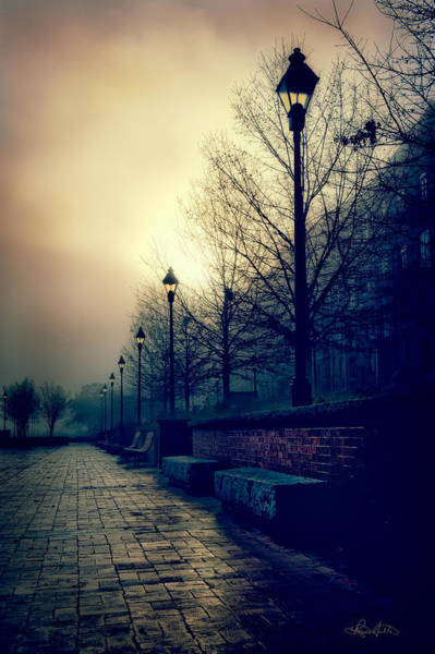 Photograph - River Street Solitude by Renee Sullivan