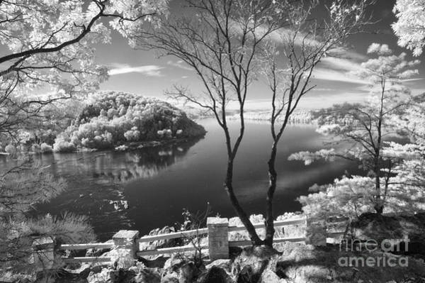 Photograph - River View - Infrared by Paul W Faust -  Impressions of Light