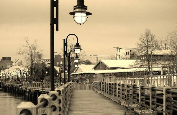 Photograph - Riverfront by Cynthia Guinn