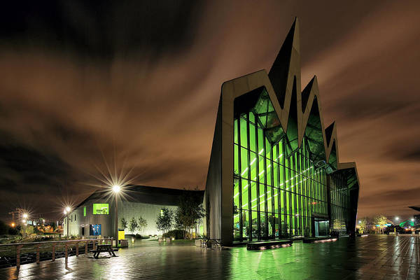 Photograph - Riverside Transport Museum by Grant Glendinning