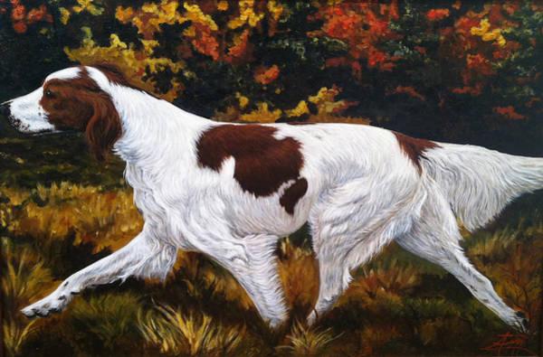 Painting - Rix by Ana Marusich-Zanor