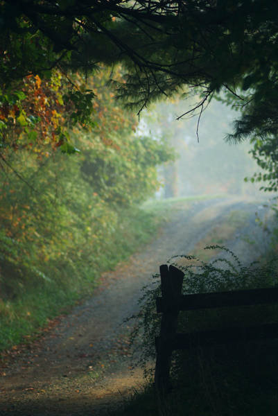 Wall Art - Photograph - Road Goes On by Michael McGowan