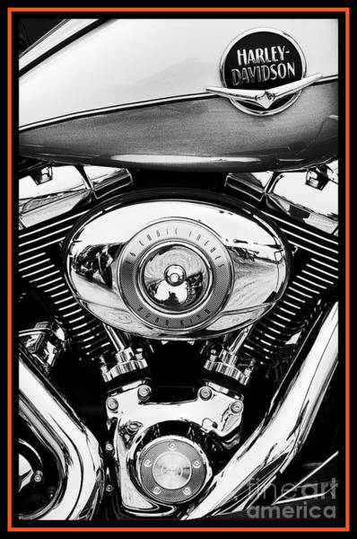 Wall Art - Photograph - Road King 2 by Roger Bailey