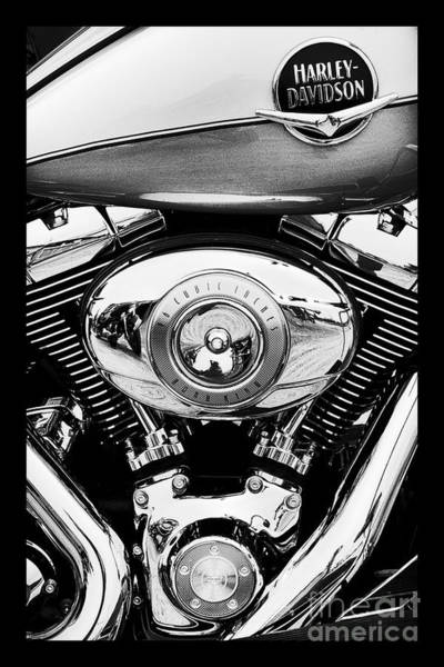 Wall Art - Photograph - Road King by Roger Bailey