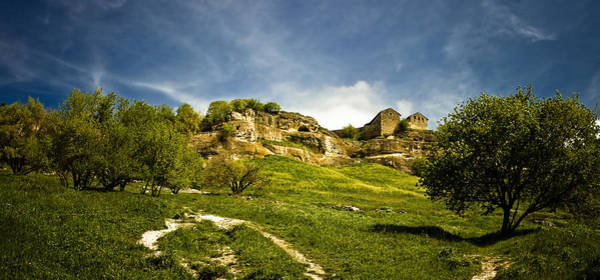 Photograph - Road To Chufut-kale by Dmytro Korol