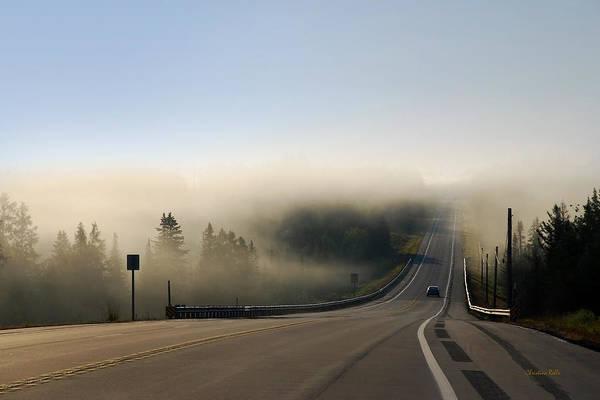 Photograph - Route 26 Sunrise Landscape by Christina Rollo