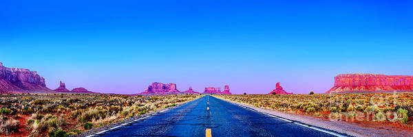 Wall Art - Photograph - Long Road To Ruin by Az Jackson