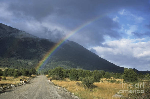 Photograph - Road To The End Of The Rainbow by James Brunker